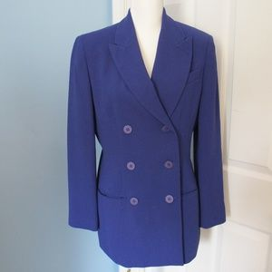 Emanuel 3 button jacket Size - 4/38